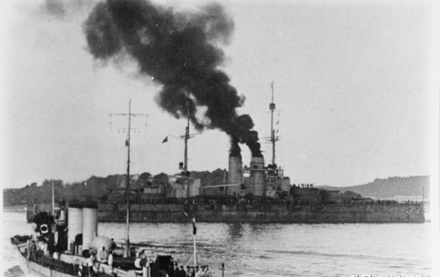 逝的帝国,失去的海洋--奥匈帝国联合力量级战列舰