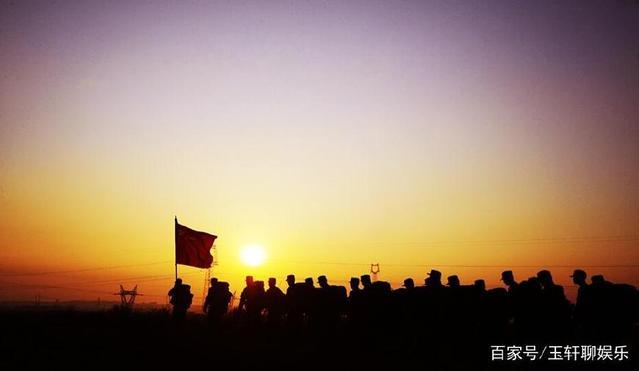 一腔热血的军旅歌曲,一份爱国心激情澎湃