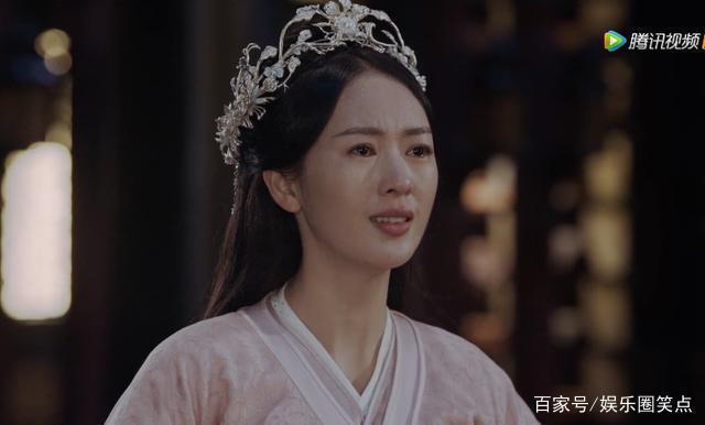 《将夜》女演员最出彩的就是童谣,演技爆表,服装一套比一套惊艳