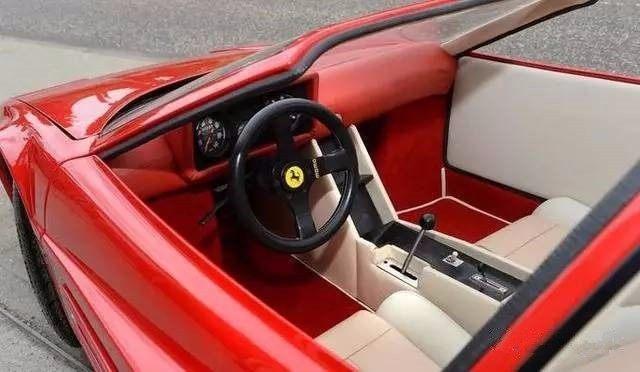 汽车界最贵的玩具车,法拉利跑车经典款,64万总