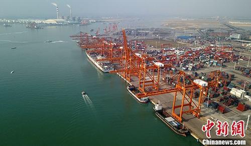 湖北省一季度生產總值在長江經濟帶排位第四