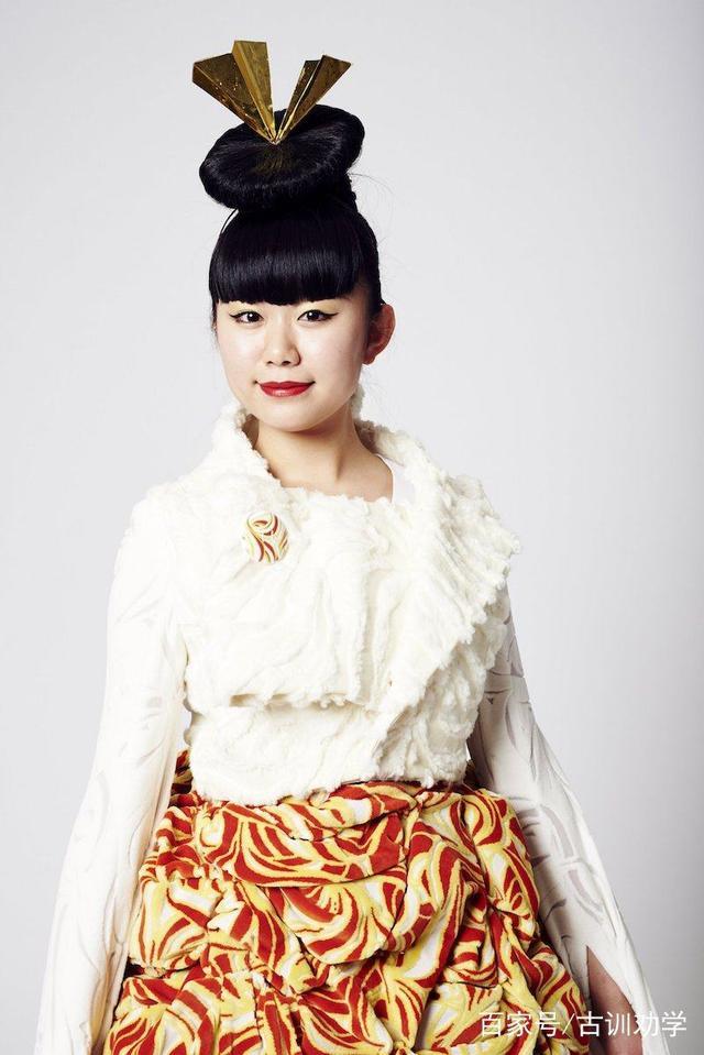 日本文化服装学院的文化祭服装秀